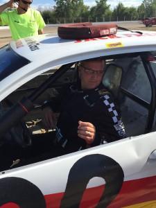 "Pastor Rod Schmidt was the overall winner of the 'Faster Pastor"" race."