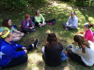 This summer's increased staff at Stony Lake was a win-win situation for staff and campers.