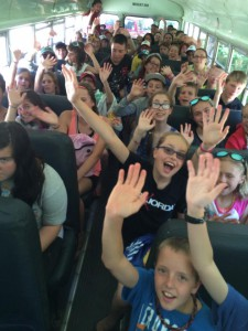 Day camp and the National Gathering impacts kids and staff.