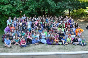 Summer camp offers acceptance and unconditional love.