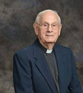 Retirement hasn't kept Pastor Ray Bartels from serving others.