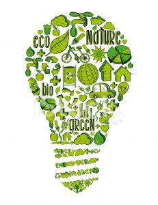 What can your congregation do to GO GREEN?
