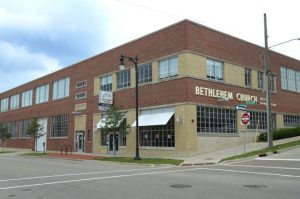 Bethlehem, Grand Rapids, sold its building and moved downtown to better serve the community.